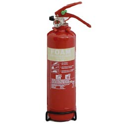 2lt Premium Foam Fire Extinguisher